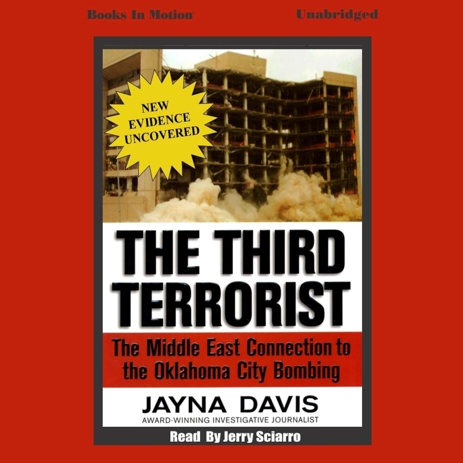 The Third Terrorist Audiobook, by Jayna Davis