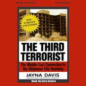 The Third Terrorist Audiobook, by Jayna Davis