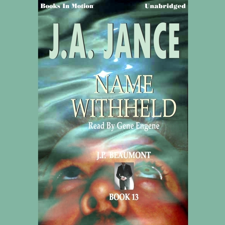 Printable Name Withheld Audiobook Cover Art