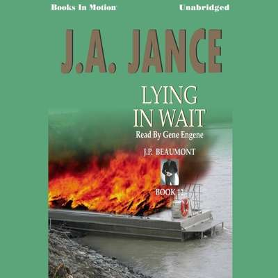 Lying in Wait Audiobook, by J. A. Jance