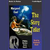 The Story Teller Audiobook, by Margaret Coel