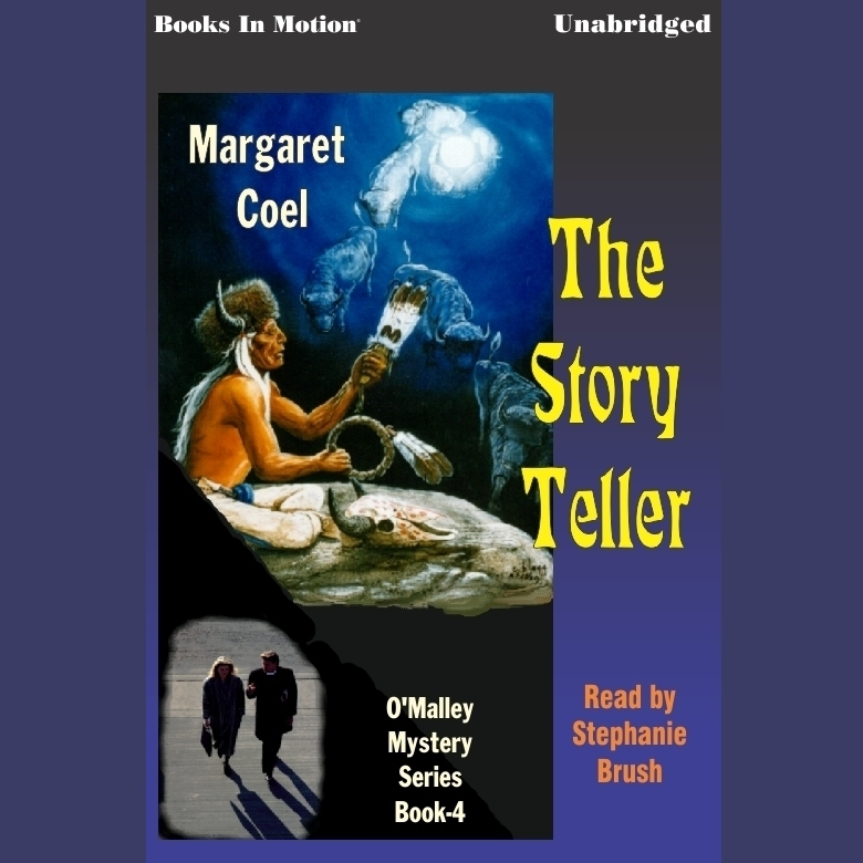 Printable The Story Teller Audiobook Cover Art