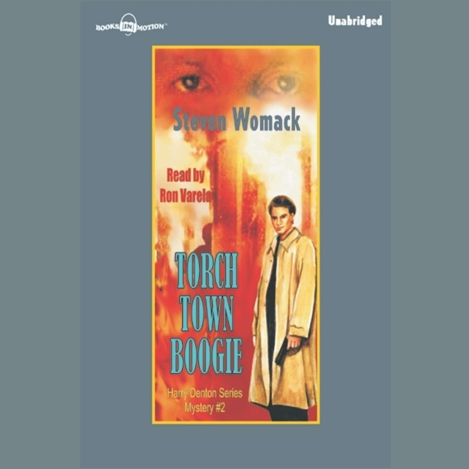 Torch Town Boogie Audiobook, by Steven Womack
