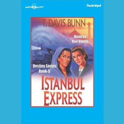 Istanbul Express Audiobook, by T. Davis Bunn