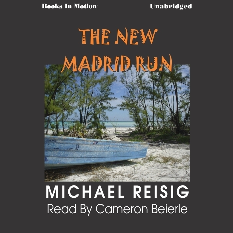 Printable The New Madrid Run Audiobook Cover Art