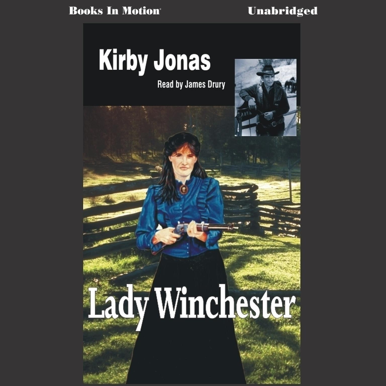 Lady Winchester Audiobook, by Kirby Jonas