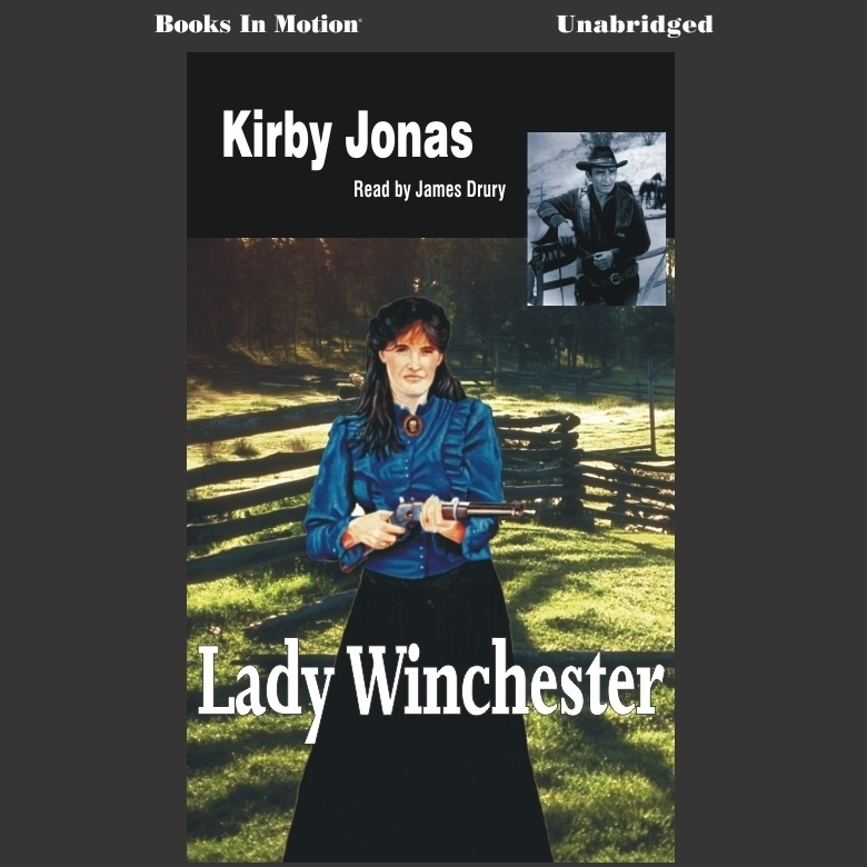 Printable Lady Winchester Audiobook Cover Art