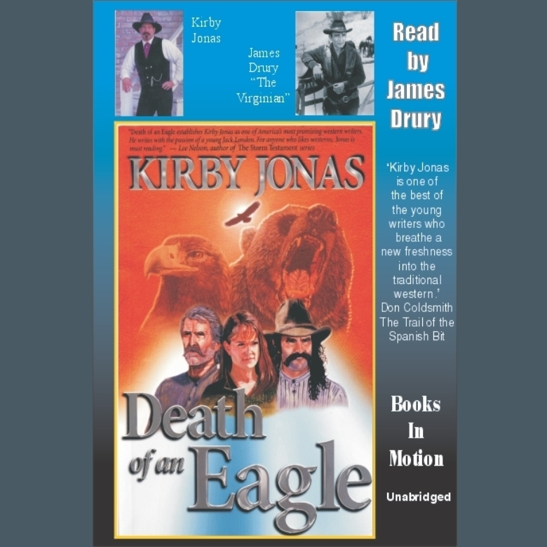 Printable Death of an Eagle Audiobook Cover Art