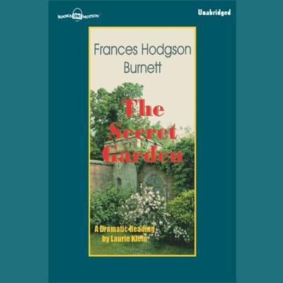 The Secret Garden Audiobook, by Francis Hodgson Burnett