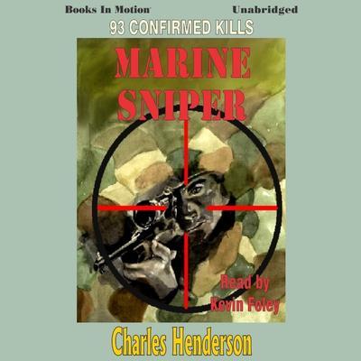 Marine Sniper Audiobook, by