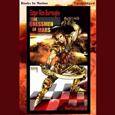The Chessmen of Mars Audiobook, by Edgar Rice Burroughs
