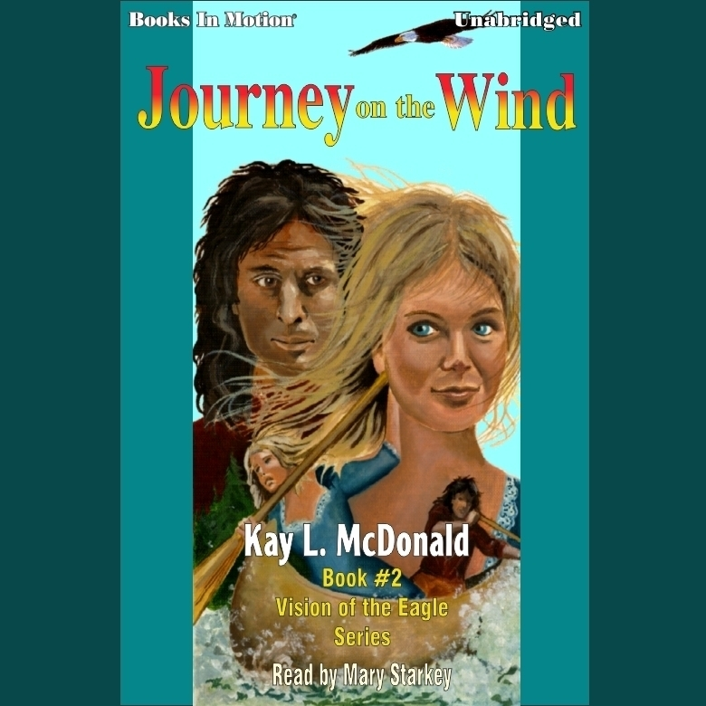 Printable Journey on the Wind Audiobook Cover Art