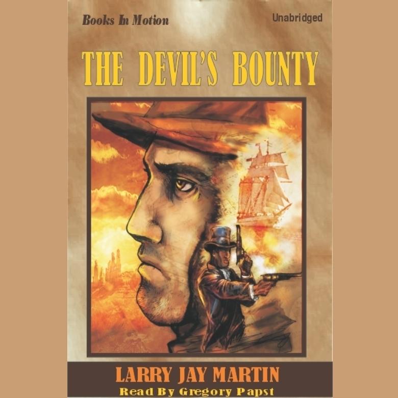 Printable The Devil's Bounty Audiobook Cover Art