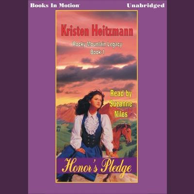 Honors Pledge Audiobook, by Kristen Heitzmann