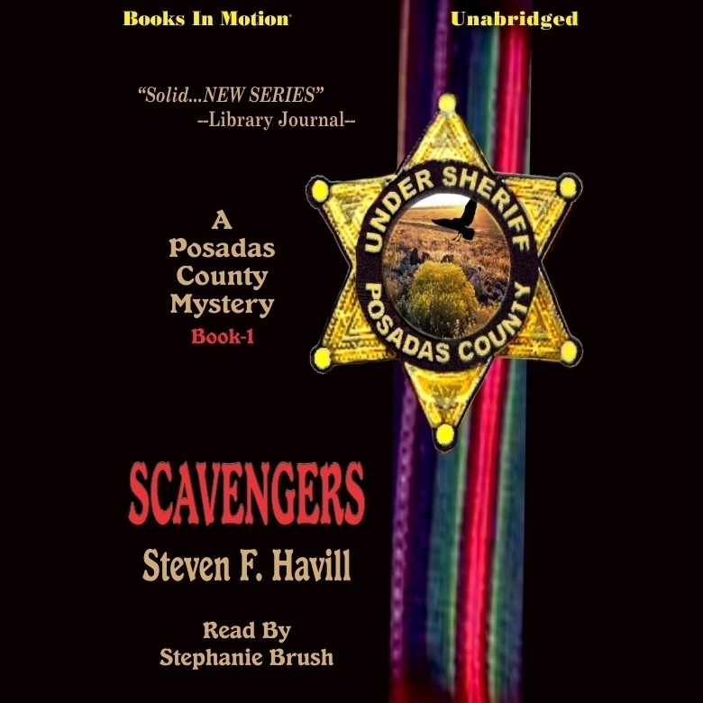 Printable Scavengers Audiobook Cover Art