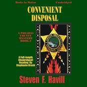 Convenient Disposal Audiobook, by Steven F. Havill