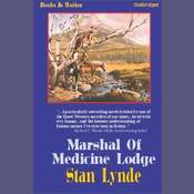 Marshal of Medicine Lodge Audiobook, by Stan Lynde
