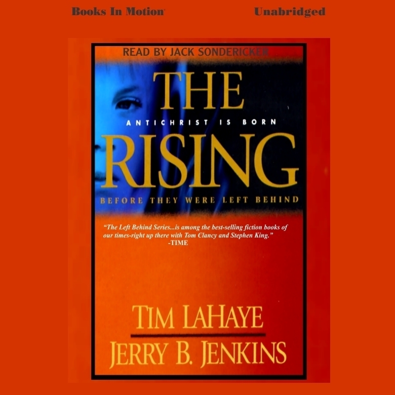 Printable The Rising Audiobook Cover Art