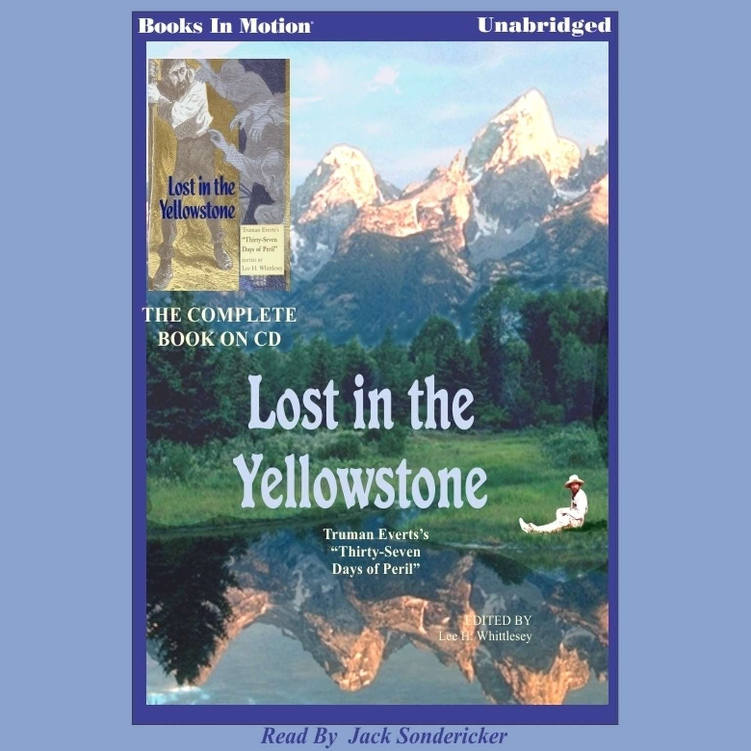 Lost in the Yellowstone Audiobook, by Truman Everts