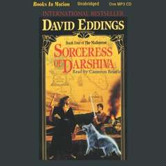 Sorceress of Darshiva Audiobook, by David Eddings