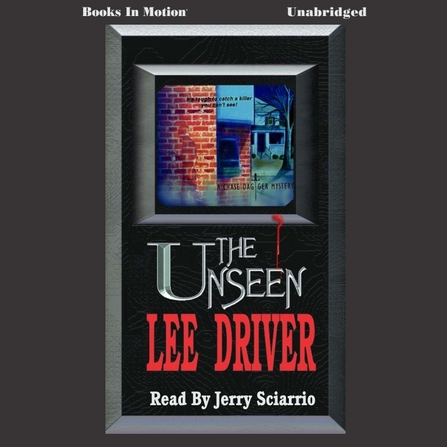 The Unseen Audiobook, by Lee Driver