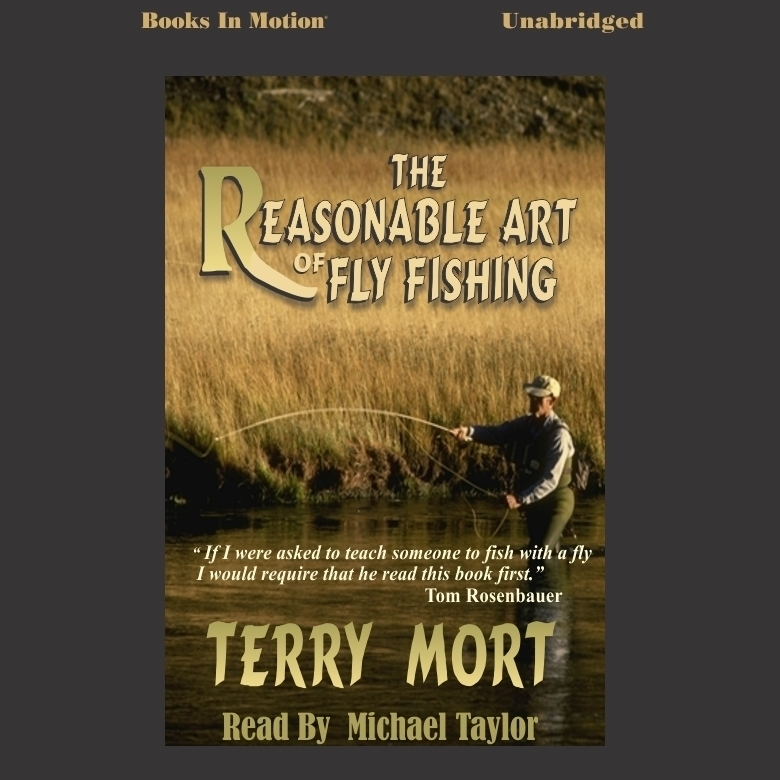 Printable The Reasonable Art of Fly Fishing Audiobook Cover Art