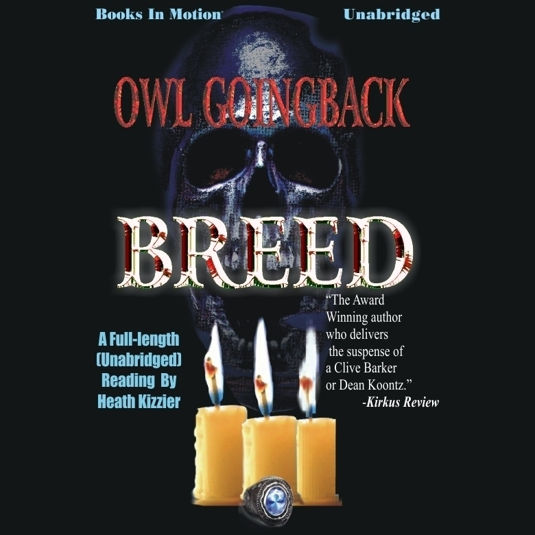 Printable Breed Audiobook Cover Art