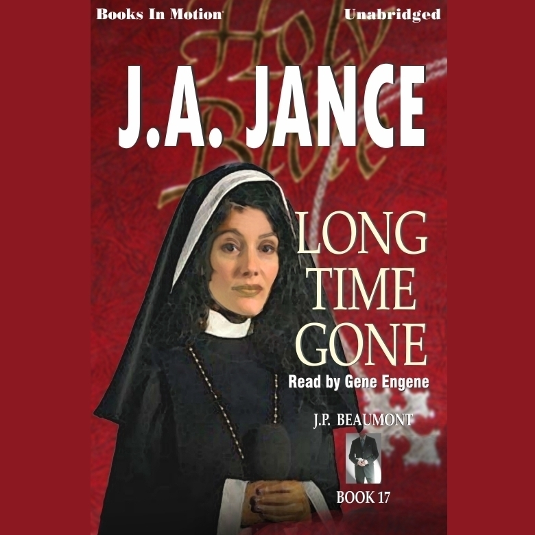 Printable Long Time Gone Audiobook Cover Art