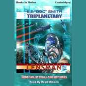 Triplanetary Audiobook, by E.E. 'Doc' Smith