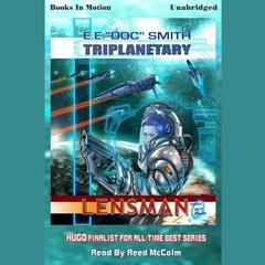 Triplanetary Audiobook, by E.E. 'Doc' Smith