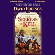 The Seeress of Kell Audiobook, by David Eddings
