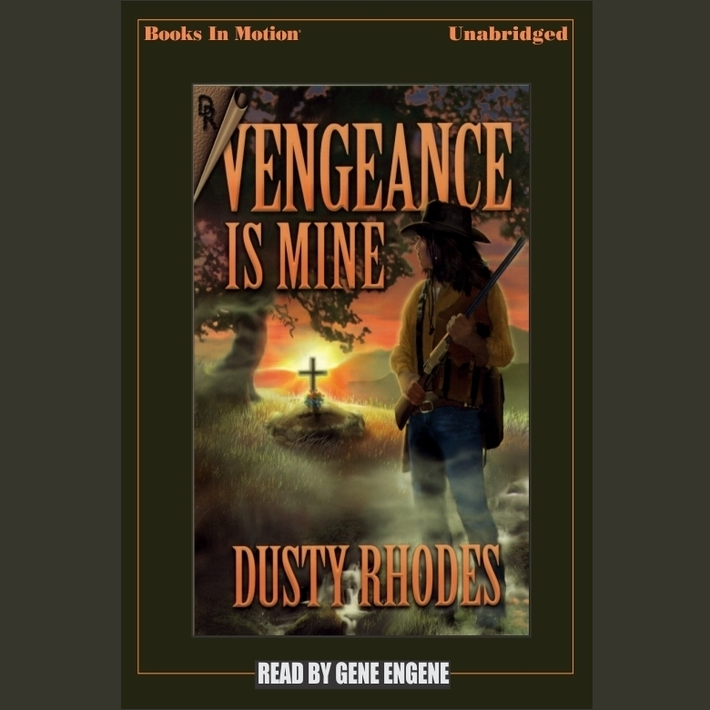 Printable Vengeance is Mine Audiobook Cover Art