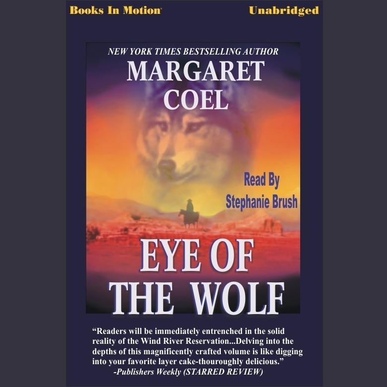 Printable Eye of the Wolf Audiobook Cover Art