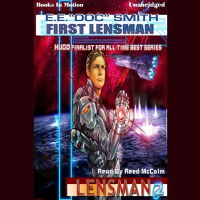 First Lensman Audiobook, by E.E. 'Doc' Smith