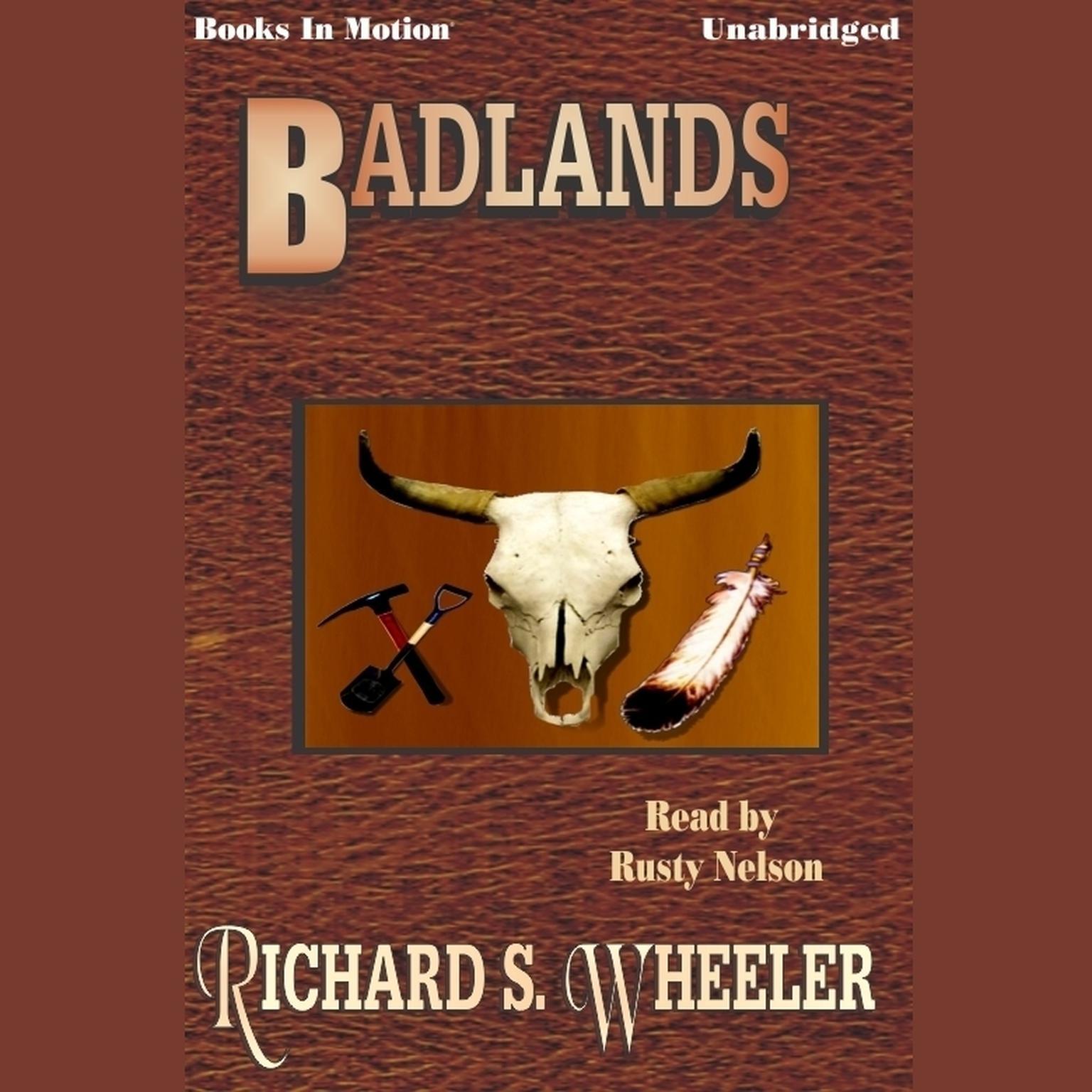 Badlands Audiobook, by Richard S. Wheeler
