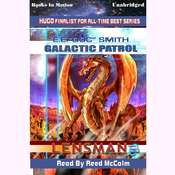 Galactic Patrol Audiobook, by E.E. 'Doc' Smith