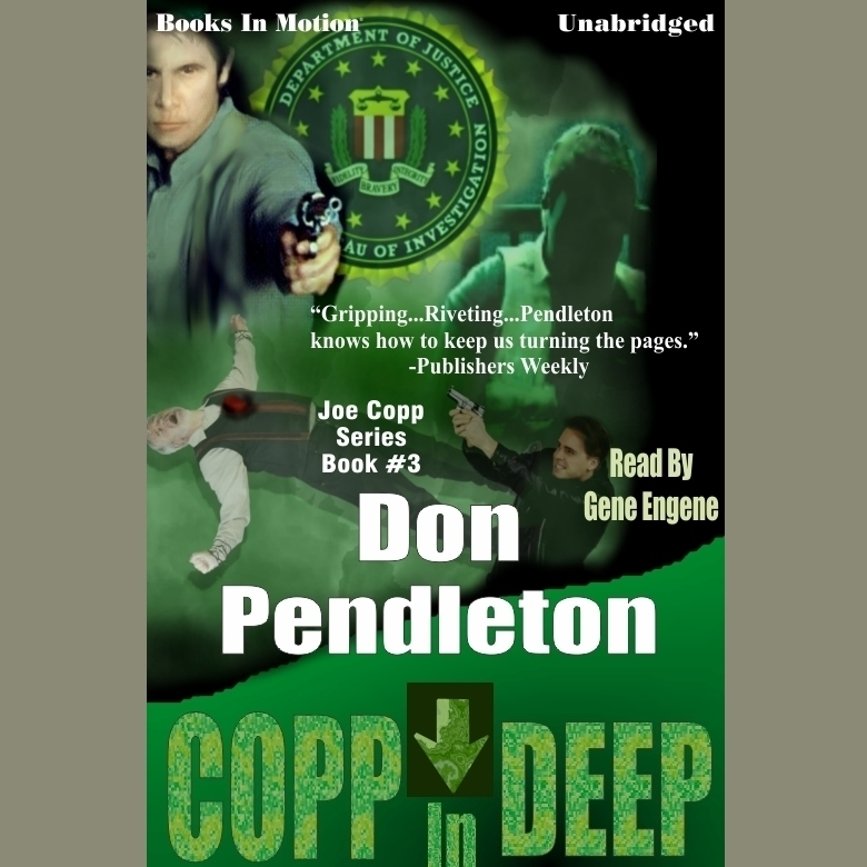 Printable Copp in Deep Audiobook Cover Art
