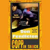 Copp in Shock Audiobook, by Don Pendleton