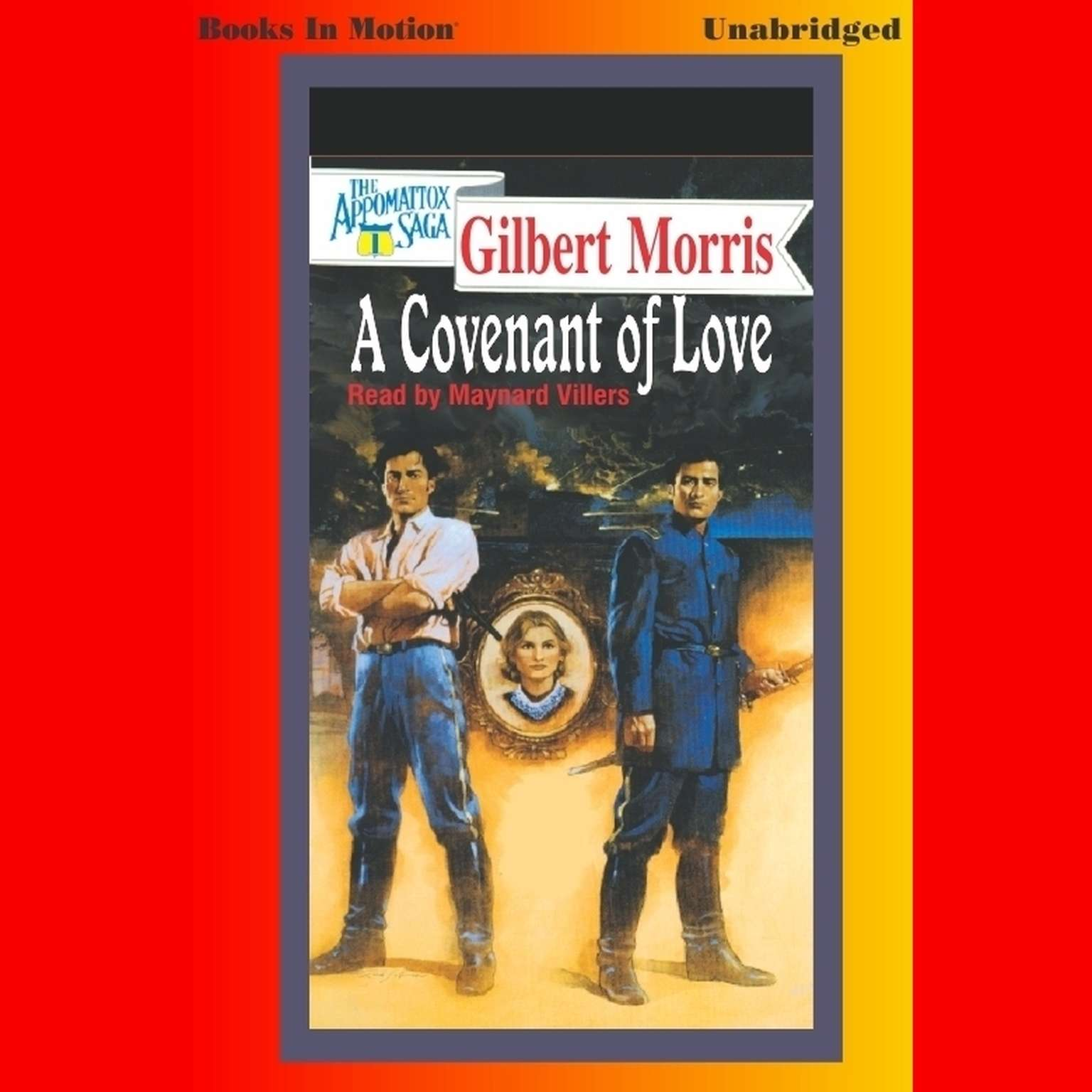 A Covenant of Love Audiobook, by Gilbert Morris