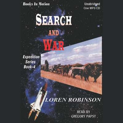Search and War Audiobook, by Loren Robinson