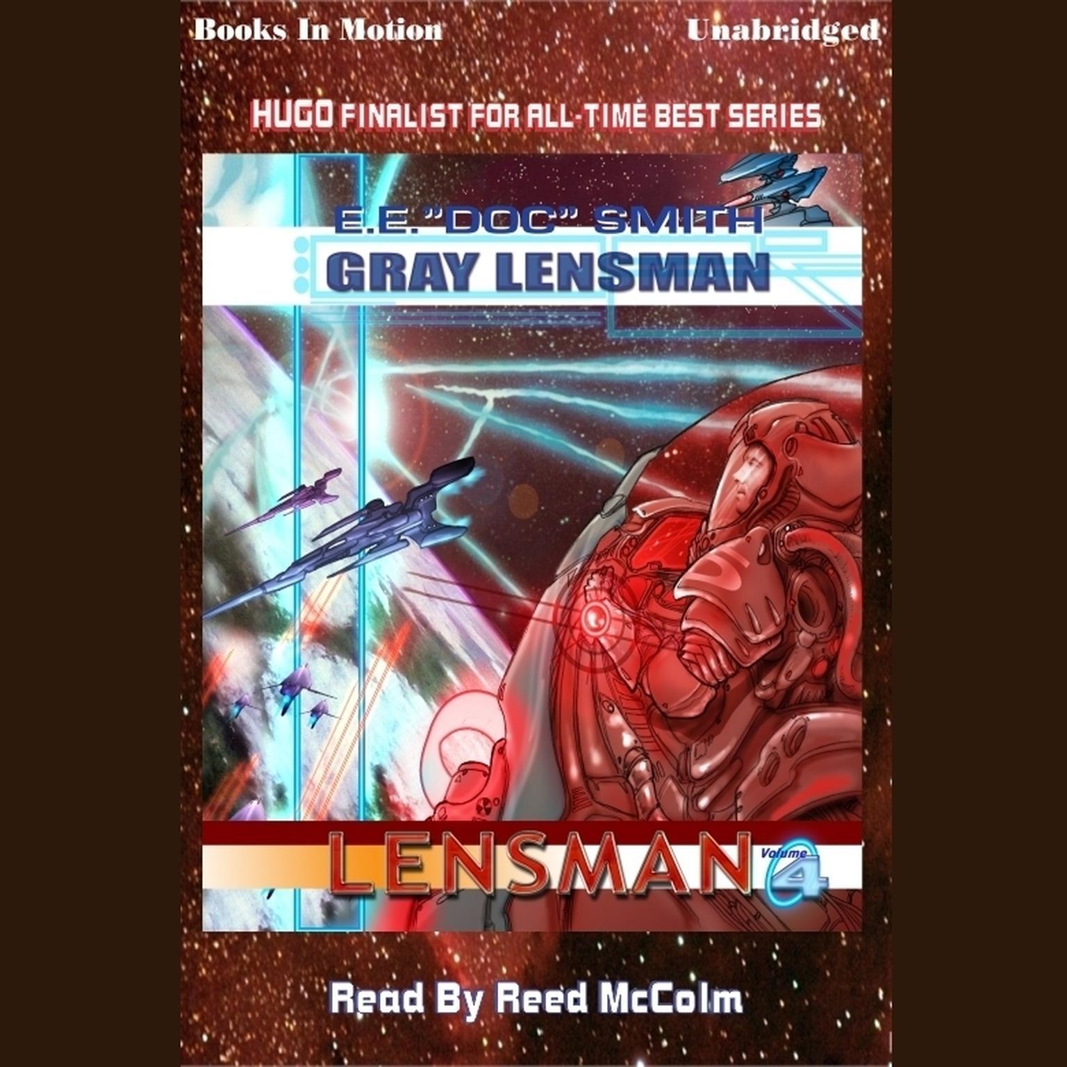 Gray Lensman Audiobook, by E.E. 'Doc' Smith