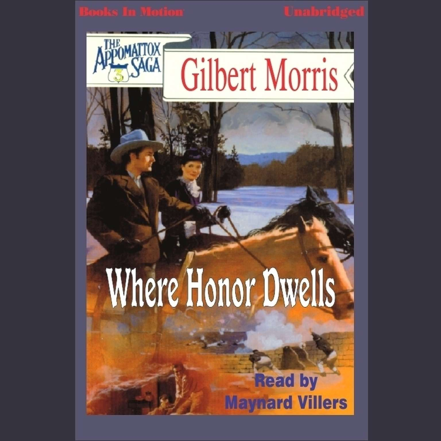 Where Honor Dwells Audiobook, by Gilbert Morris