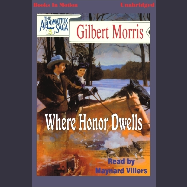 Printable Where Honor Dwells Audiobook Cover Art