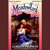 Meadowlark Audiobook, by Carolyn Lampman