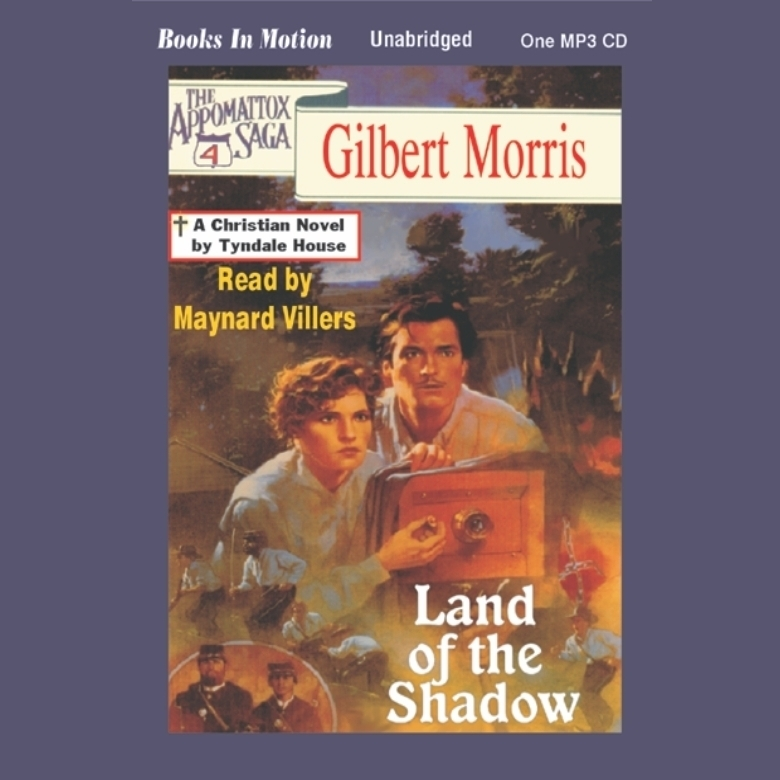 Printable Land of the Shadow Audiobook Cover Art