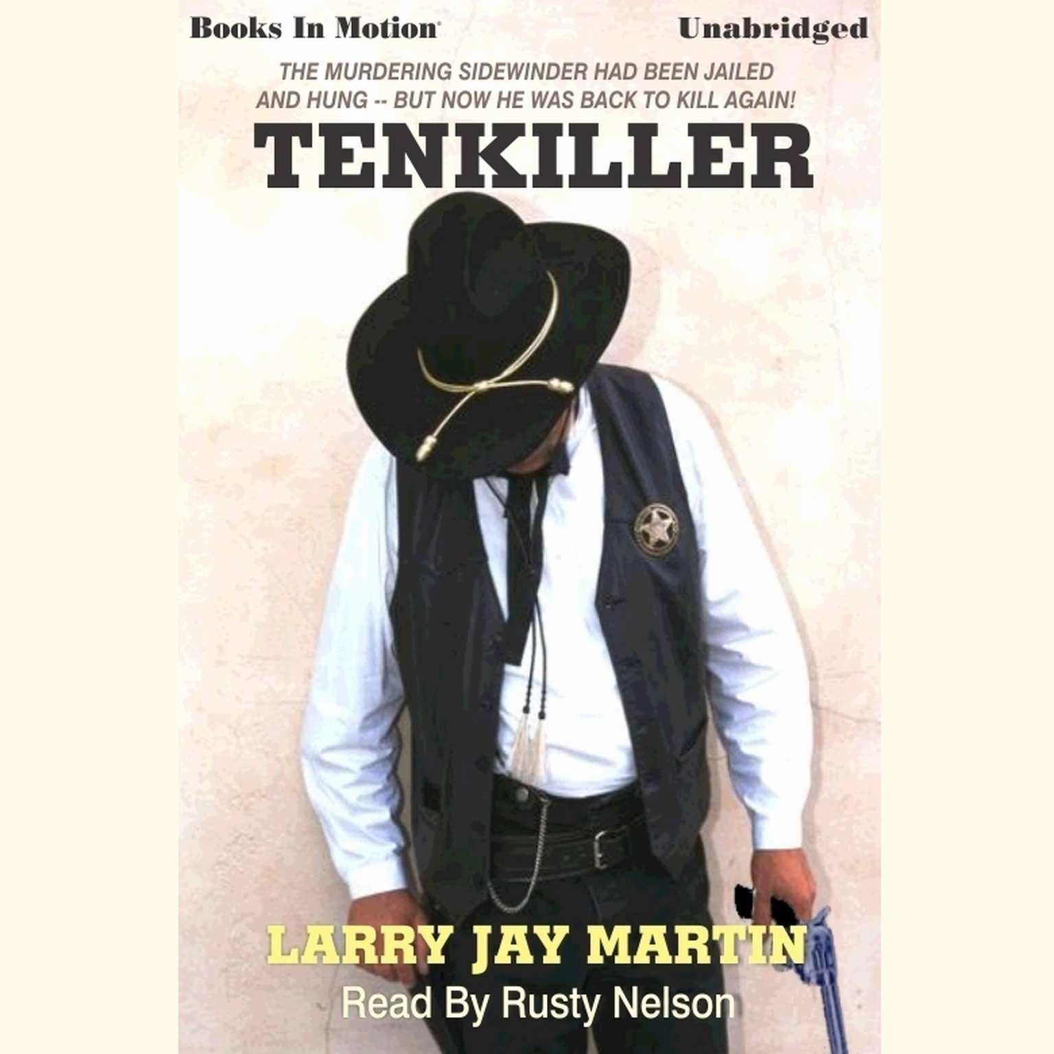 Tenkiller Audiobook, by Larry Jay Martin