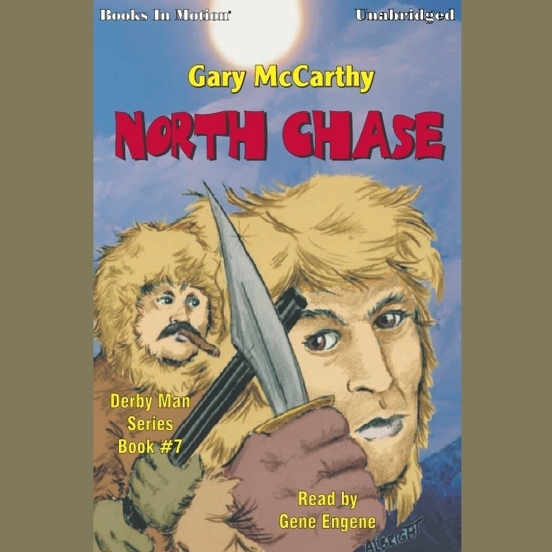 Printable North Chase Audiobook Cover Art