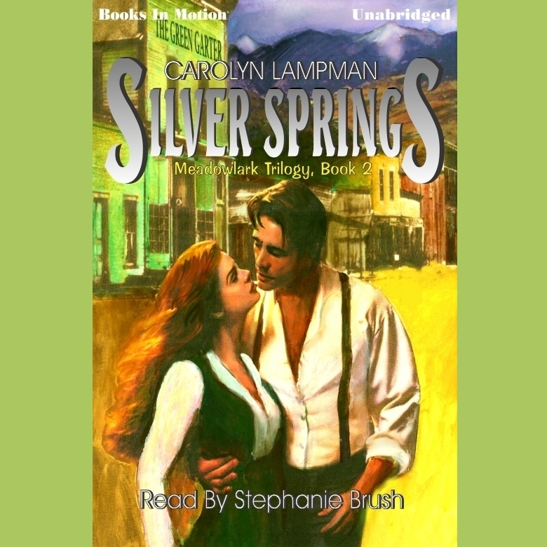 Printable Silver Springs Audiobook Cover Art