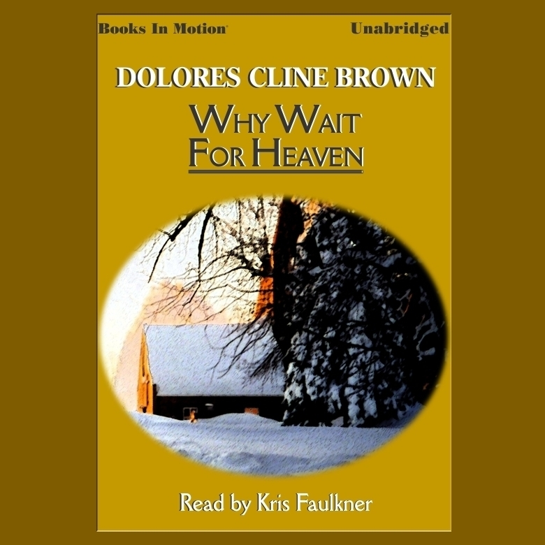 Printable Why Wait for Heaven Audiobook Cover Art