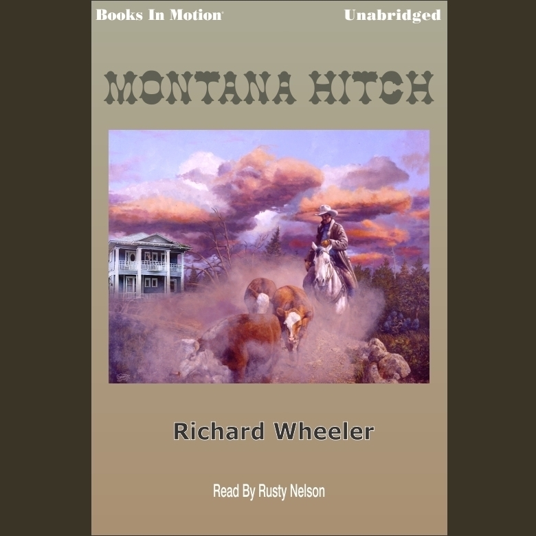 Printable Montana Hitch Audiobook Cover Art
